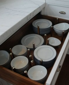 Functional Dish Storage Inspirations For Your Kitchen 27
