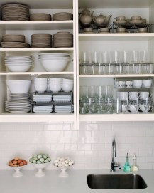 Functional Dish Storage Inspirations For Your Kitchen 33