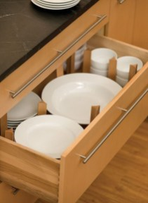 Functional Dish Storage Inspirations For Your Kitchen 45