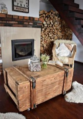 Ideas To Decorate Your House With Vintage Chests And Trunks 13