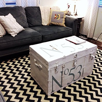 Ideas To Decorate Your House With Vintage Chests And Trunks 22