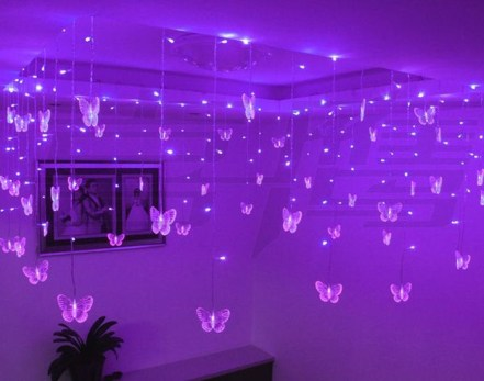 Inspirational Decorations With LED Lights 07