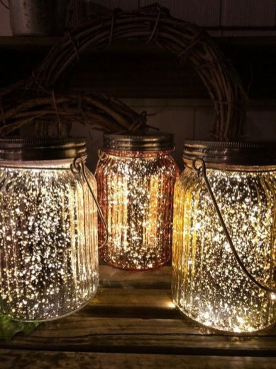 Inspirational Decorations With LED Lights 14
