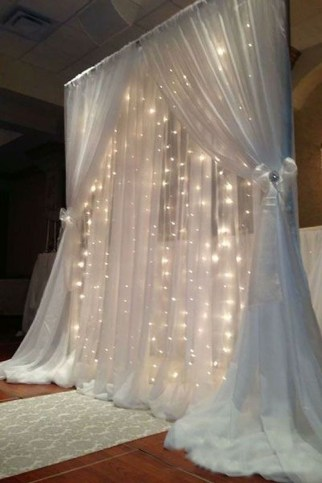 Inspirational Decorations With LED Lights 34