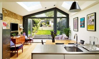 Inspirations For Beautiful House Extension 34
