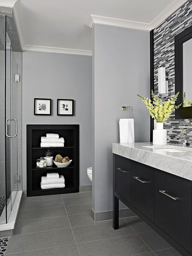 Inspiring Bathrooms With Stunning Details 29