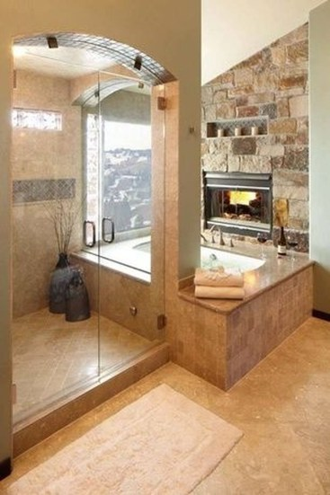 Inspiring Bathrooms With Stunning Details 35