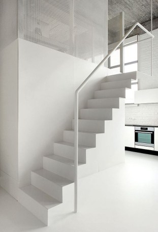 Minimalist Micro Apartment With A Hint Of Color 28