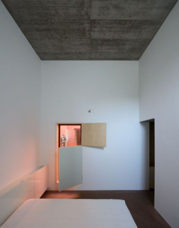 Minimalist Micro Apartment With A Hint Of Color 30