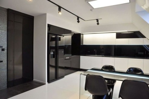 Simple Steps To Create The Ultra Modern Kitchens 08