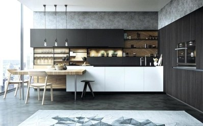 Simple Steps To Create The Ultra Modern Kitchens 25