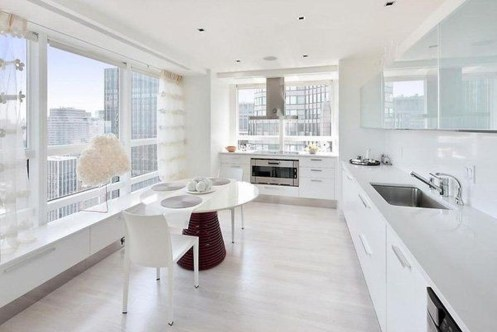 Simple Steps To Create The Ultra Modern Kitchens 34