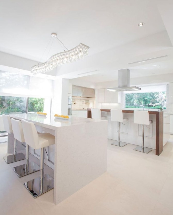 Simple Steps To Create The Ultra Modern Kitchens 39