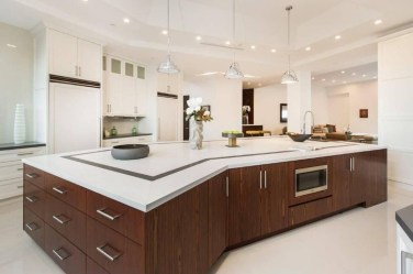Simple Steps To Create The Ultra Modern Kitchens 43