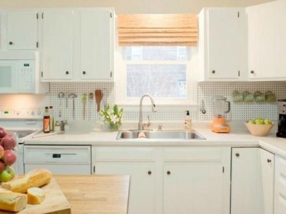Smart Ways To Organize Your Home With Pegboards 34