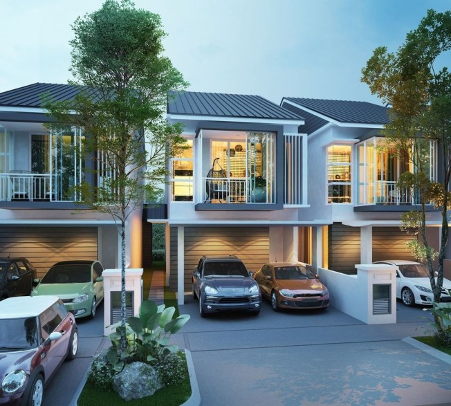 Spectacular Designs Of Minimalist Two Storey House 11