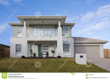 Spectacular Designs Of Minimalist Two Storey House 28