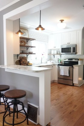 Tips On Decorating Small Kitchen 25