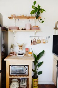 Tips On Decorating Small Kitchen 37