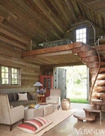 A Wooden House That's Simple On The Outside But Modern On The Inside 24