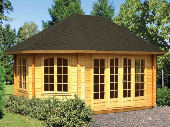 Affordable Wooden Houses For Small Families 13
