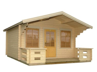 Affordable Wooden Houses For Small Families 30