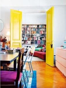 Apartment With Colorful Interior Design 05