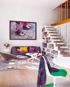 Apartment With Colorful Interior Design 12
