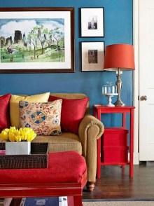 Apartment With Colorful Interior Design 14