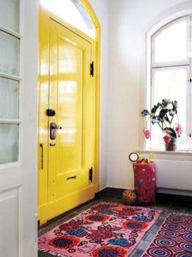 Apartment With Colorful Interior Design 16