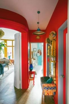 Apartment With Colorful Interior Design 17