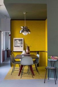 Apartment With Colorful Interior Design 23