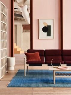 Apartment With Colorful Interior Design 53