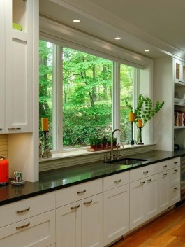Beautiful Kitchen Designs With A Touch Of Wood 09