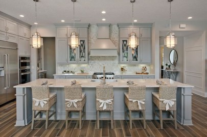 Beautiful Kitchen Designs With A Touch Of Wood 18