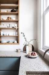 Beautiful Kitchen Designs With A Touch Of Wood 24