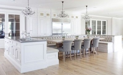 Beautiful Kitchen Designs With A Touch Of Wood 26