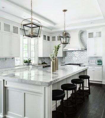 Beautiful Kitchen Designs With A Touch Of Wood 31