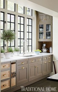 Beautiful Kitchen Designs With A Touch Of Wood 54