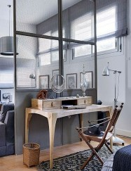 Beautiful Open Kitchens With Unique Partitions And Room Dividers 34
