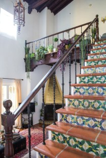 Beautiful Tiled Stairs Designs For Your House 01