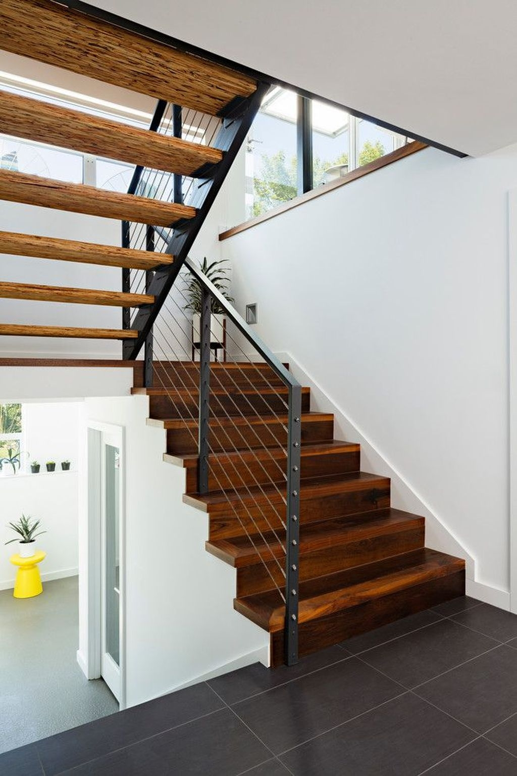 Beautiful Tiled Stairs Designs For Your House 10