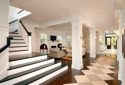 Beautiful Tiled Stairs Designs For Your House 11