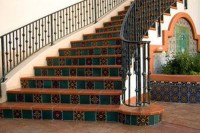 Beautiful Tiled Stairs Designs For Your House 30