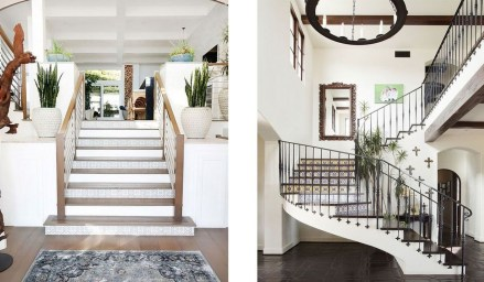 Beautiful Tiled Stairs Designs For Your House 36