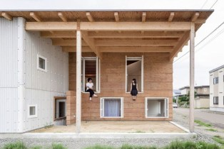 Charming And Minimalist Wooden House 08