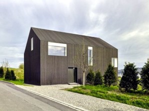 Charming And Minimalist Wooden House 39