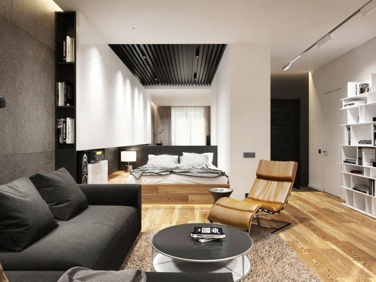 Comfortable Houses Designed For Small Families 17