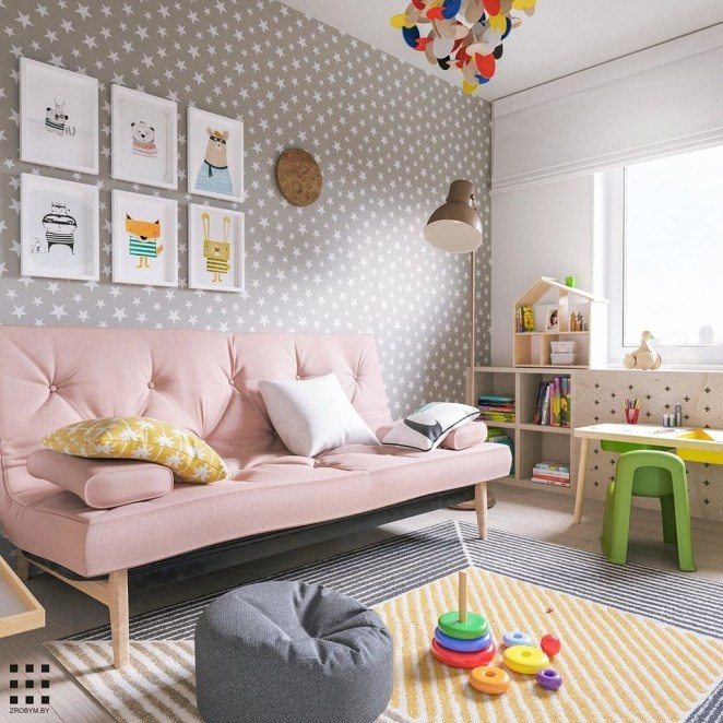 Comfortable Houses Designed For Small Families 18
