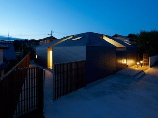 Functional Japanese House For Small Family 06